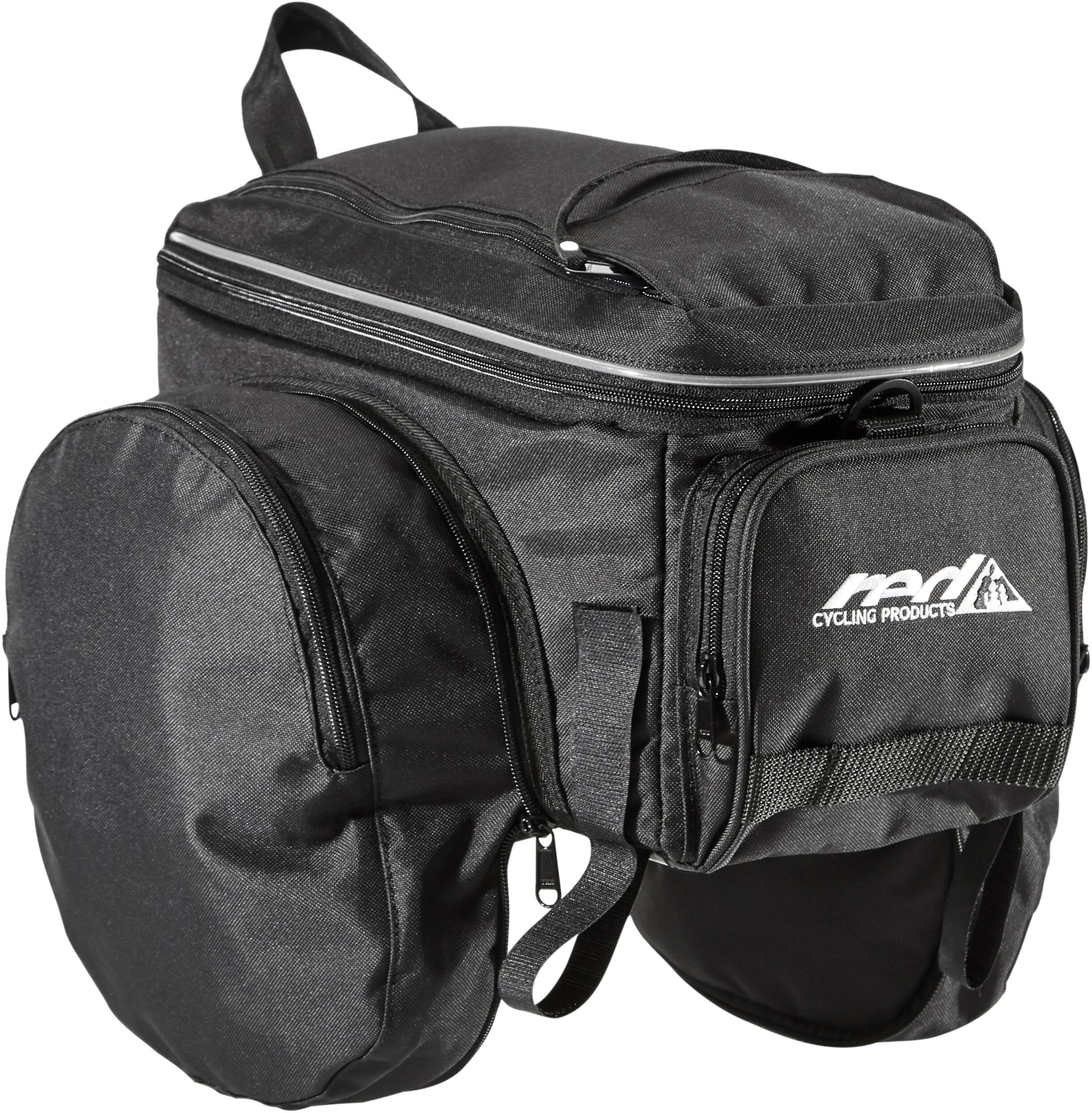 c0e3f47009413 Red Cycling Products Rack Pack Torba rowerowa XXL czarny | Sklep ...